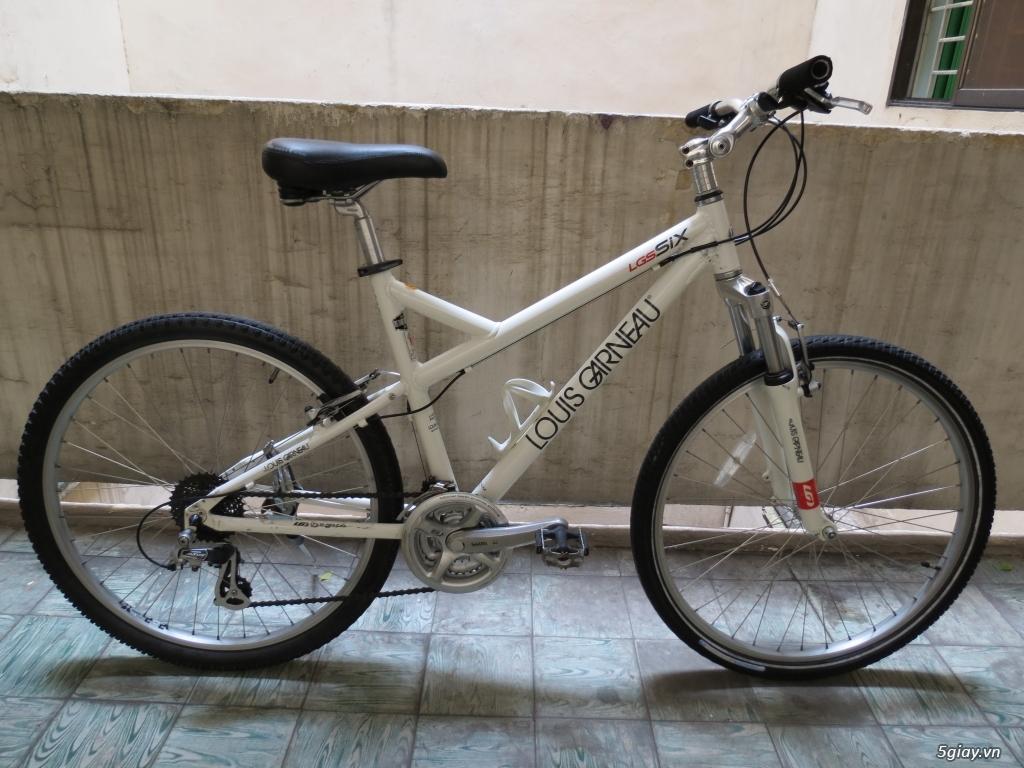 Xe đạp hàng bãi Nhật - 2