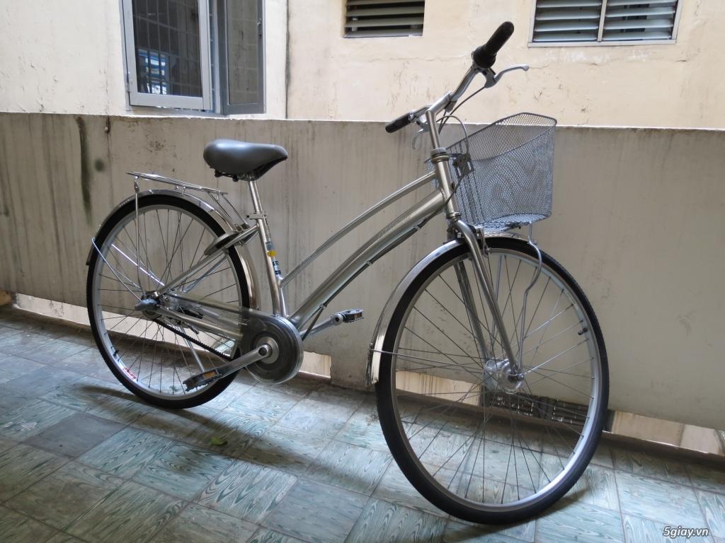 Xe đạp hàng bãi Nhật - 4