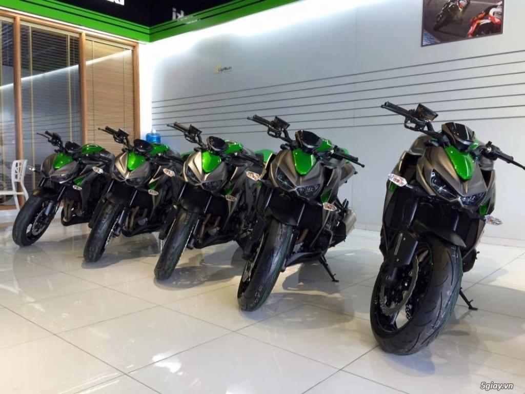 Kawasaki Vnd F