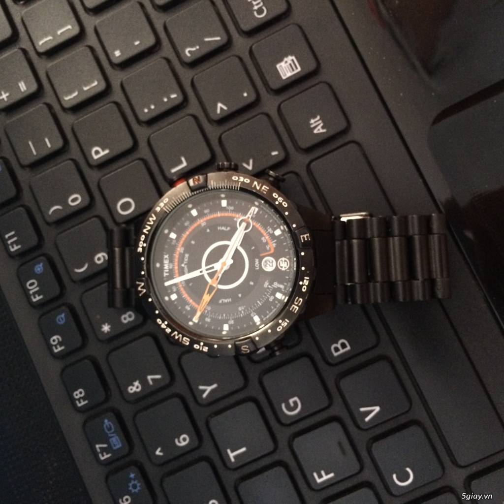 Đồng hồ Timex E-tide Temp Compass, T49709