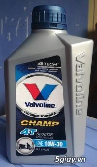 [HCM-VungTau] Nhớt Valvoline nổi tiếng của MỸ - 7