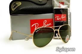 RayBan 3025 Aviator Glasses