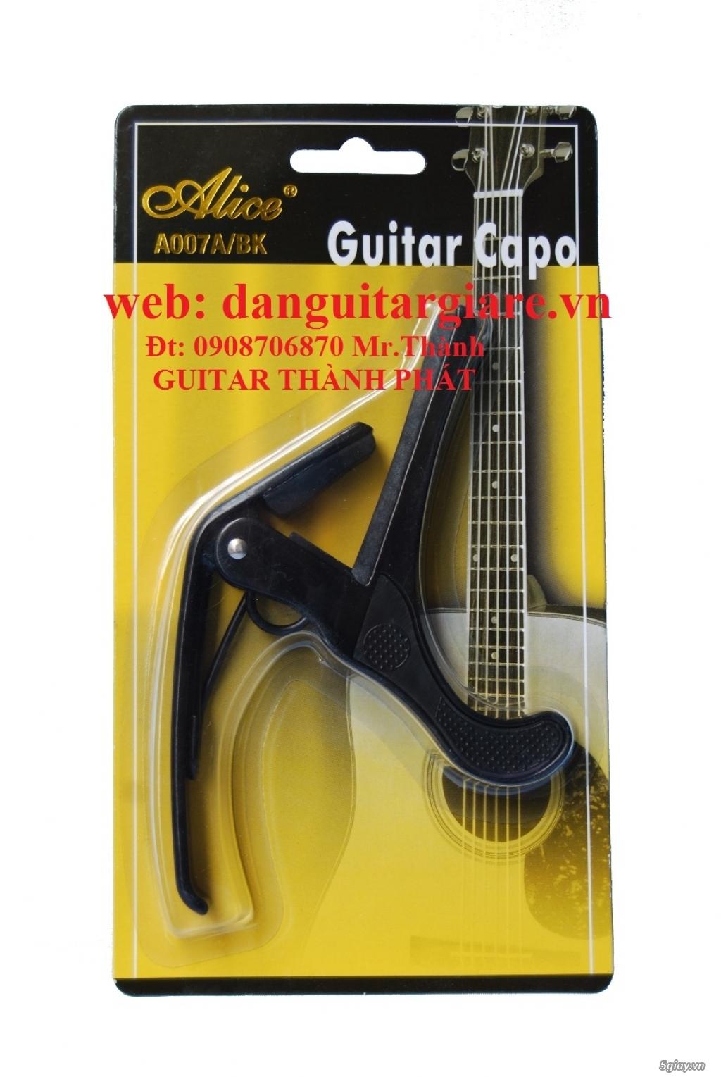 phụ kiện guitar giá rẻ - phụ kiện guitar giá rẻ gò vấp - 10