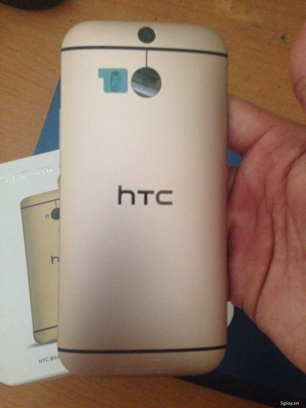 htc one m8 gold funbox - 4