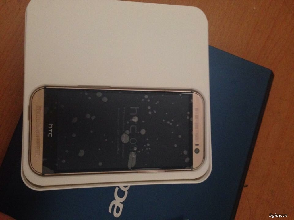 htc one m8 gold funbox - 2