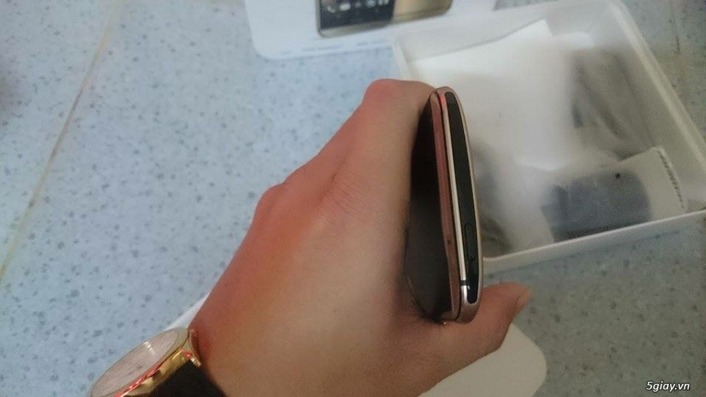 htc one m8 gold funbox - 1