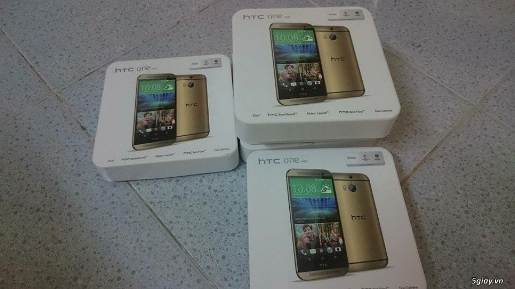 htc one m8 gold funbox - 5