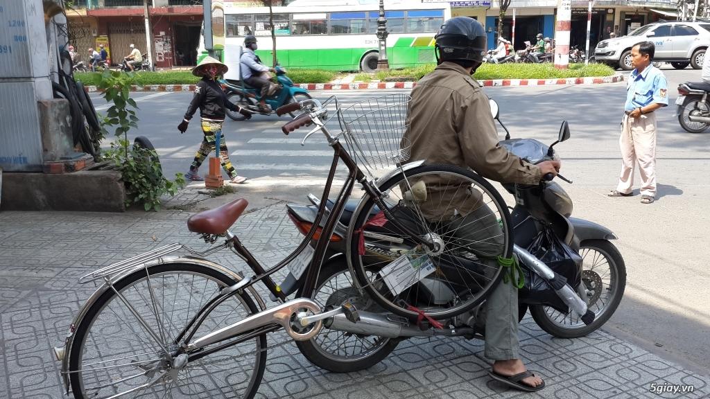Xe đạp Nhật đã qua sử dụng giá rẻ! - 44