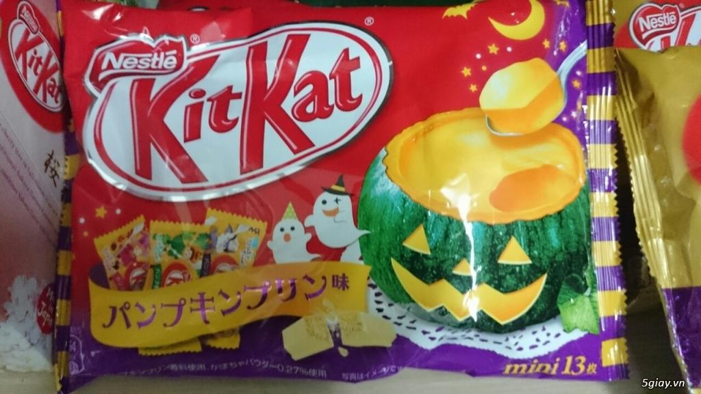 Socolate KitKat Trà Xanh Made In Japan ! - 9