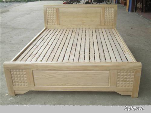 Nội Thất Tây Hưng Thịnh: Thanh lý giường tủ bàn ghế  bằng gỗ Sồi xuất khẩu Hàn Quốc - 8