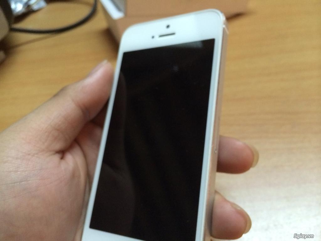 Iphone 5s 16g Gold QT 99% - 1
