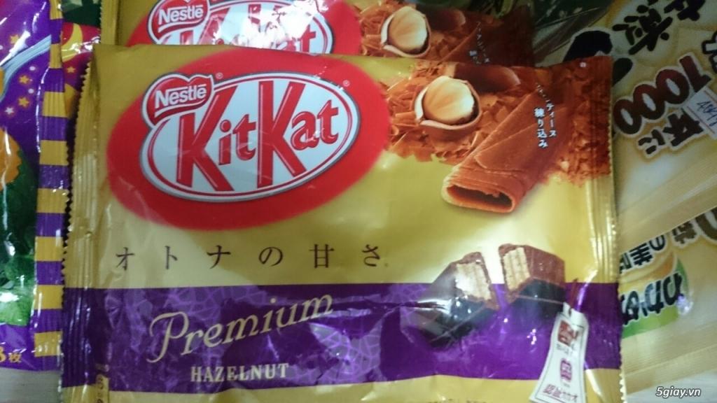 Socolate KitKat Trà Xanh Made In Japan ! - 10