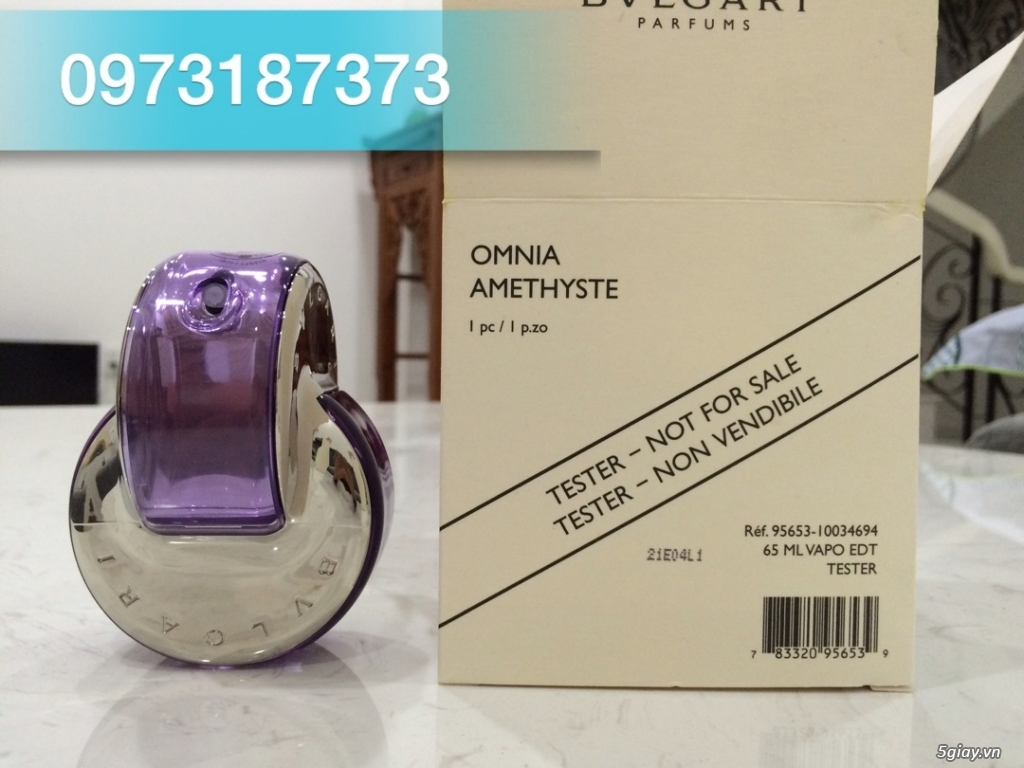 Nô s scent: ONLY FOR TESTER NOT FOR SALE - 21