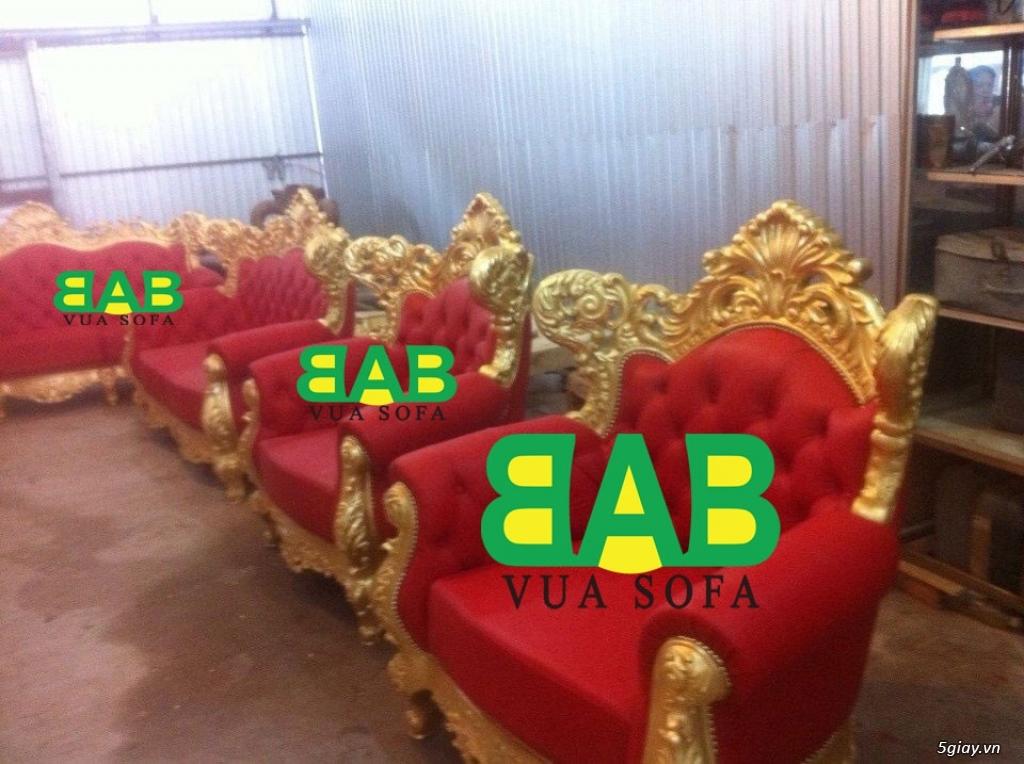 SOFA Siêu Cao Cấp: Khung sườn gỗ đỏ, Nệm ngồi Kymdan mới 100%, Da bò ITALIA. Ký hợp đồng công chứng - 18