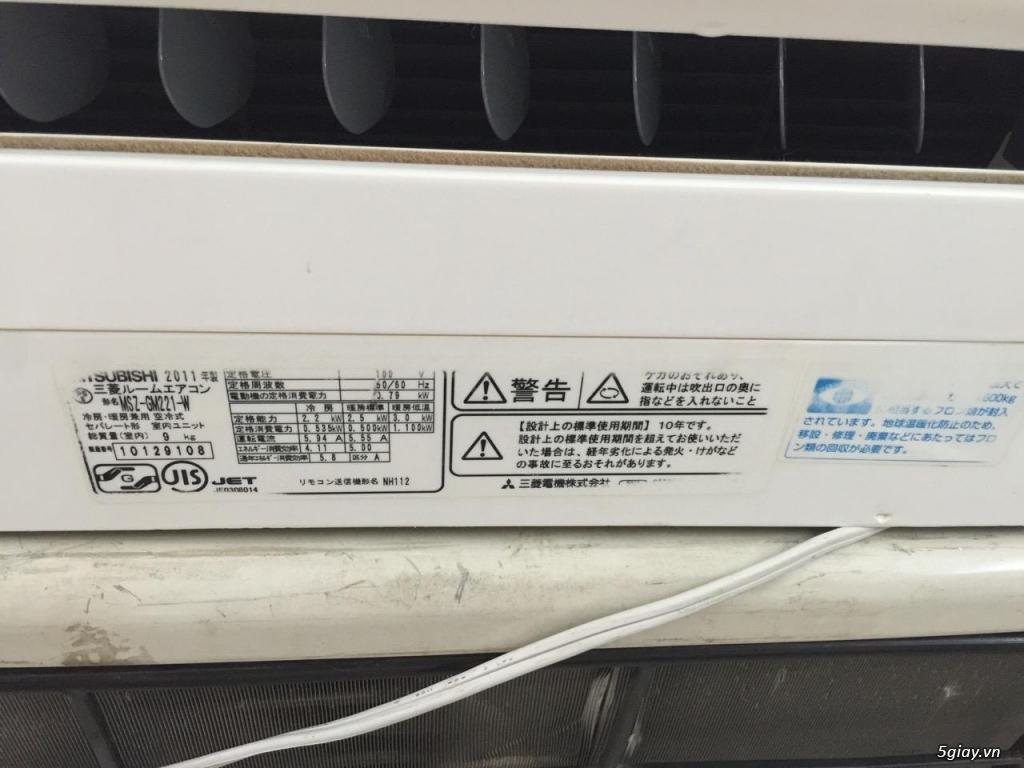 Máy Lạnh Nội Địa Nhật Inverter - Đời Cao , Máy Vip - 31