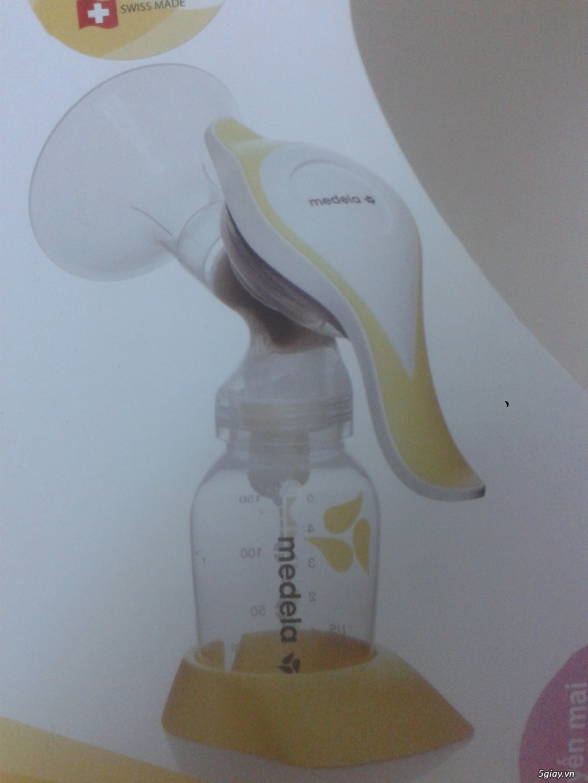 Cần bán máy hút sữa bằng tay Medela Harmony (chính hãng Thụy Sĩ) - 3