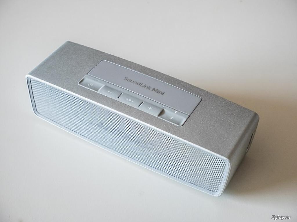 Loa Bluetooth Bose Soundlink mini II, III - Beats Pill 2.0 - 1