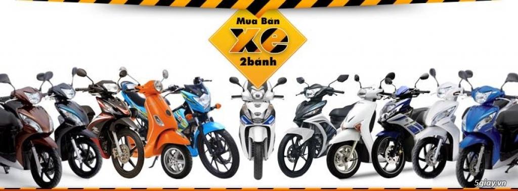 Chuyên thu mua xe máy cũ giá cao tại Hà Nội | 5giay