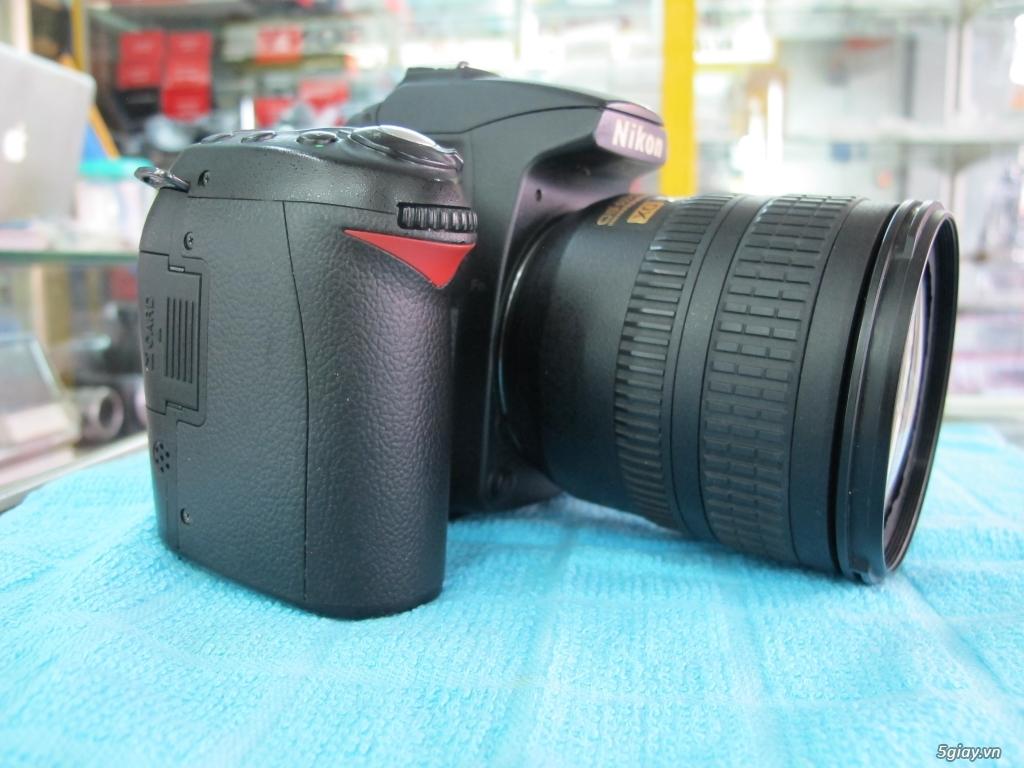 Nikon D90 hàng xách tay từ mỹ, ngoại hình mới 95%. 8,6k shot - 6