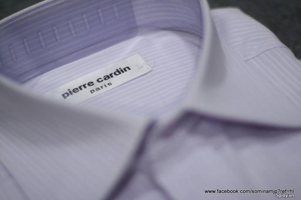 sơ mi 2nd của Japan chính hãng Pierre Cardin, Uniqlo... - 16