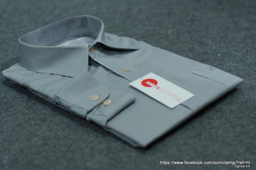 sơ mi 2nd của Japan chính hãng Pierre Cardin, Uniqlo... - 15