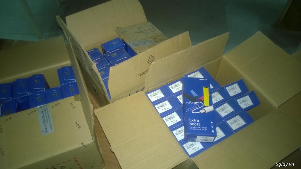Pin sạc  zin chính hãng Nokia (giá sỉ ,có vat cho cửa hàng) - 11