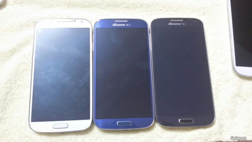 Galaxy S4 Docomo máy đẹp,giá rẻ bèo.. - 1