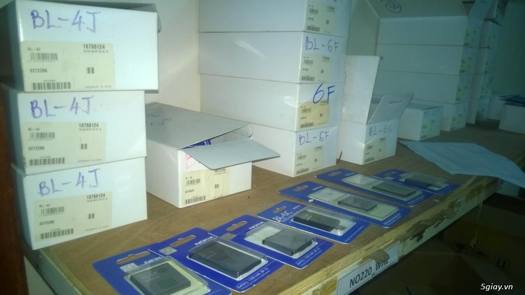 Pin sạc  zin chính hãng Nokia (giá sỉ ,có vat cho cửa hàng) - 7