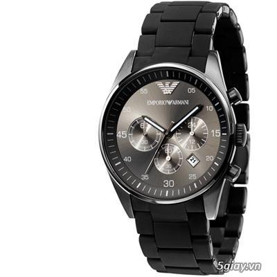 Đồng hồ chính hãng Emporio Armani, Michael Kors, Daniel Wallington,Diesl...nhận order thiêu yêu cầu - 26