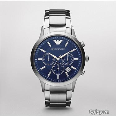Đồng hồ chính hãng Emporio Armani, Michael Kors, Daniel Wallington,Diesl...nhận order thiêu yêu cầu - 24