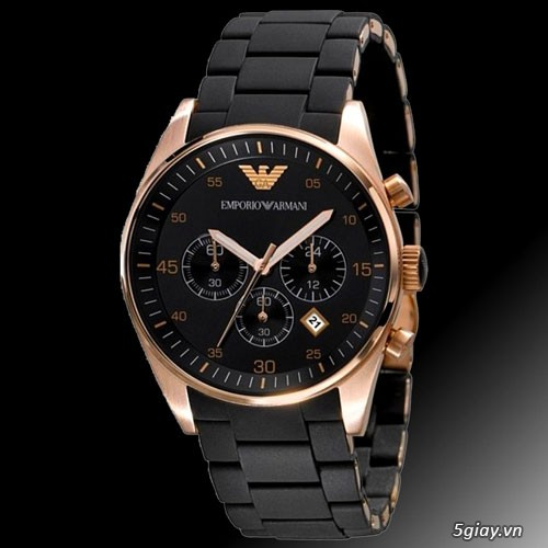 Đồng hồ chính hãng Emporio Armani, Michael Kors, Daniel Wallington,Diesl...nhận order thiêu yêu cầu - 25