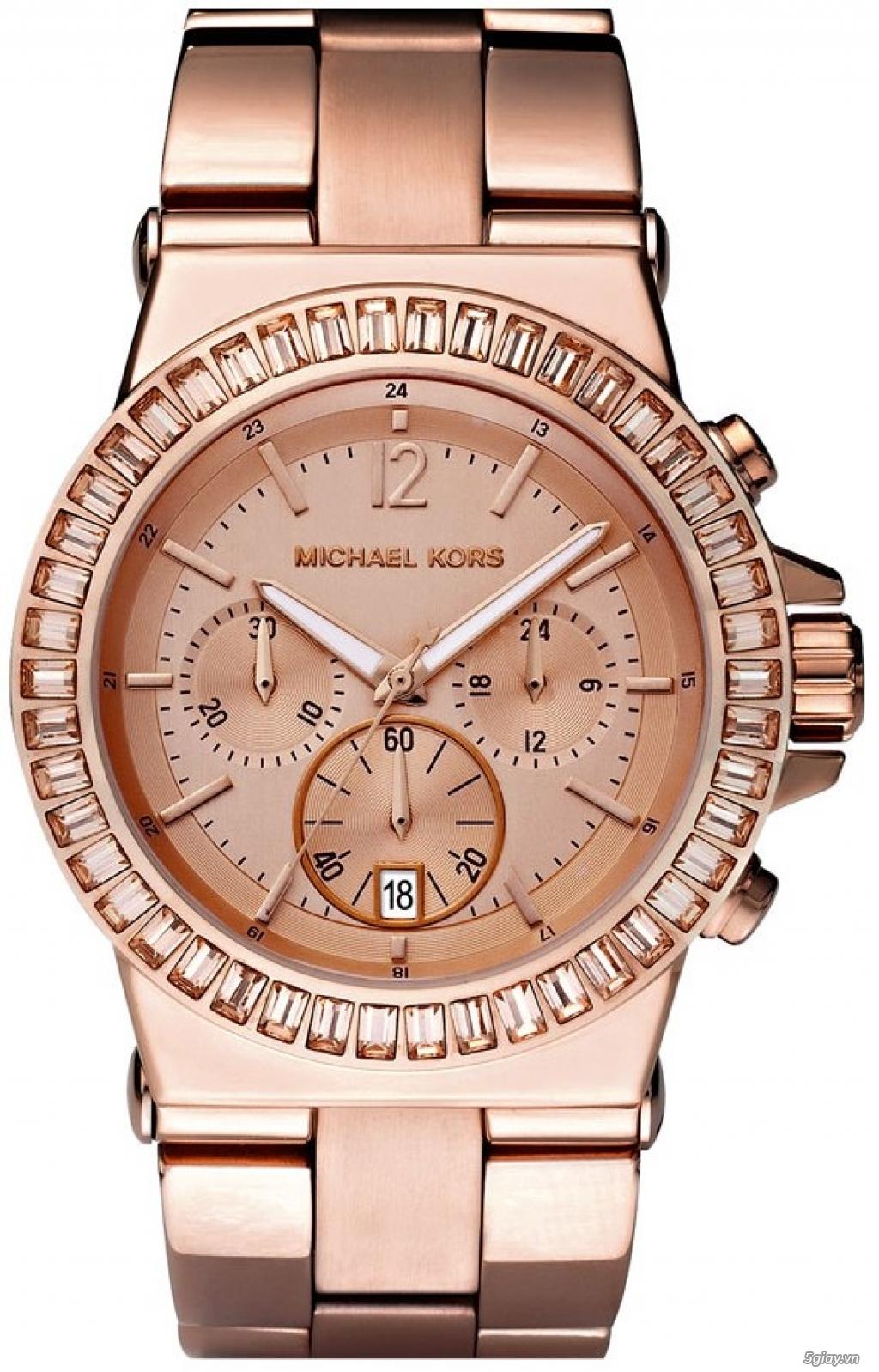 Đồng hồ chính hãng Emporio Armani, Michael Kors, Daniel Wallington,Diesl...nhận order thiêu yêu cầu - 20