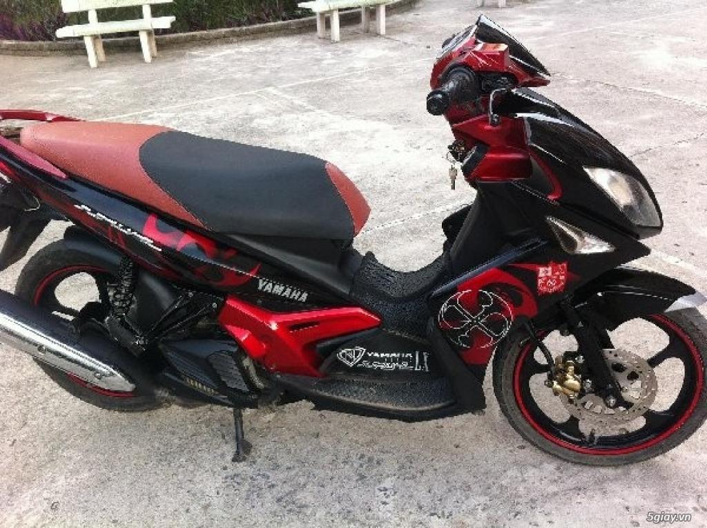 Nouvo LX 135 đỏ đen Limited leng keng máy mạnh êm ko hú ngay chủ