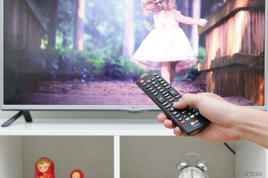 LG TV LED IPS 42in FullHD - Model 42LF550T, BH 2 năm, Mới 100% chưa khui thùng, chỉ 6trxx - 5