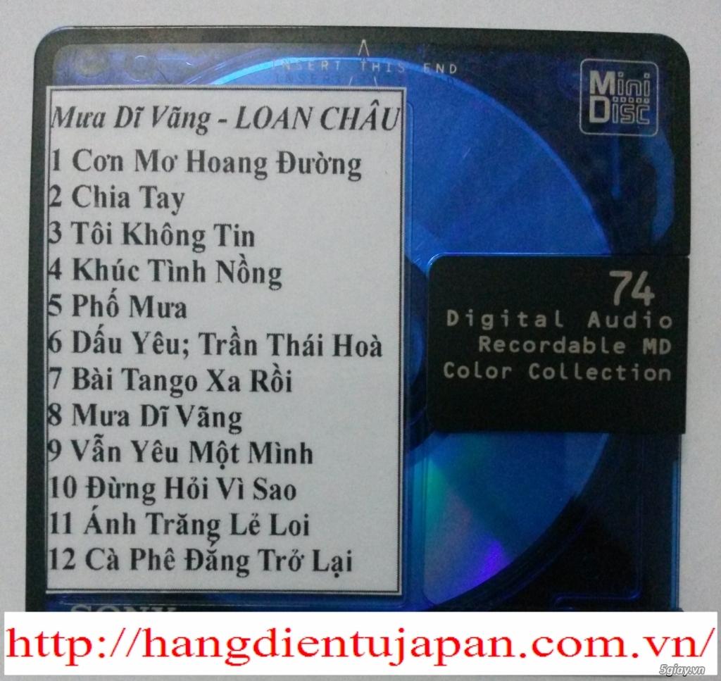 Đĩa nhạc MD - chuyên bán - 11