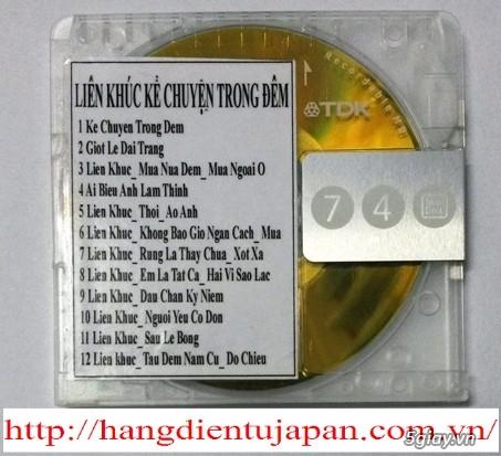Đĩa nhạc MD - chuyên bán - 6