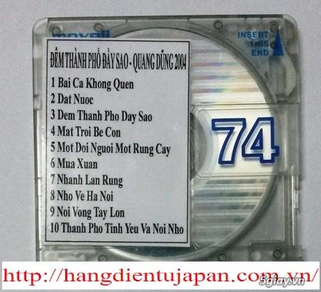 Đĩa nhạc MD - chuyên bán - 3