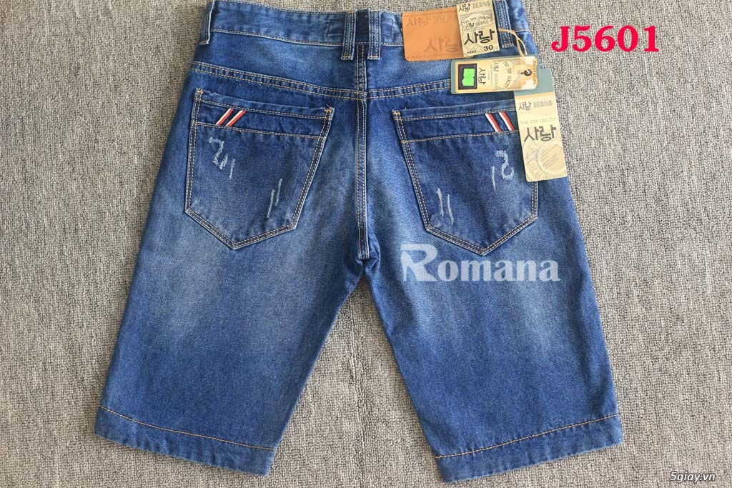 Cty ROMANA chuyên bán sỉ lẻ quần jean nam, giày nữ cao cấp giá mềm(LH: 0904905116) - 21