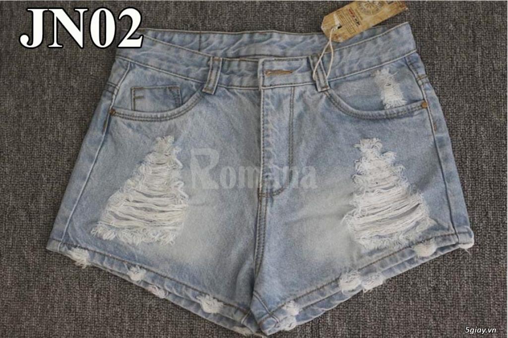 Cty ROMANA chuyên bán sỉ lẻ quần jean nam, giày nữ cao cấp giá mềm(LH: 0904905116) - 6