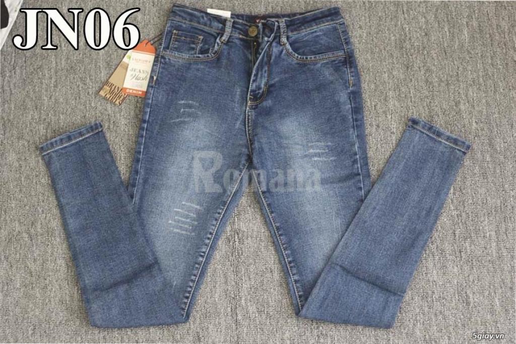 Cty ROMANA chuyên bán sỉ lẻ quần jean nam, giày nữ cao cấp giá mềm(LH: 0904905116) - 1