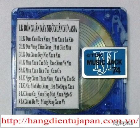 Đĩa nhạc MD - chuyên bán - 7