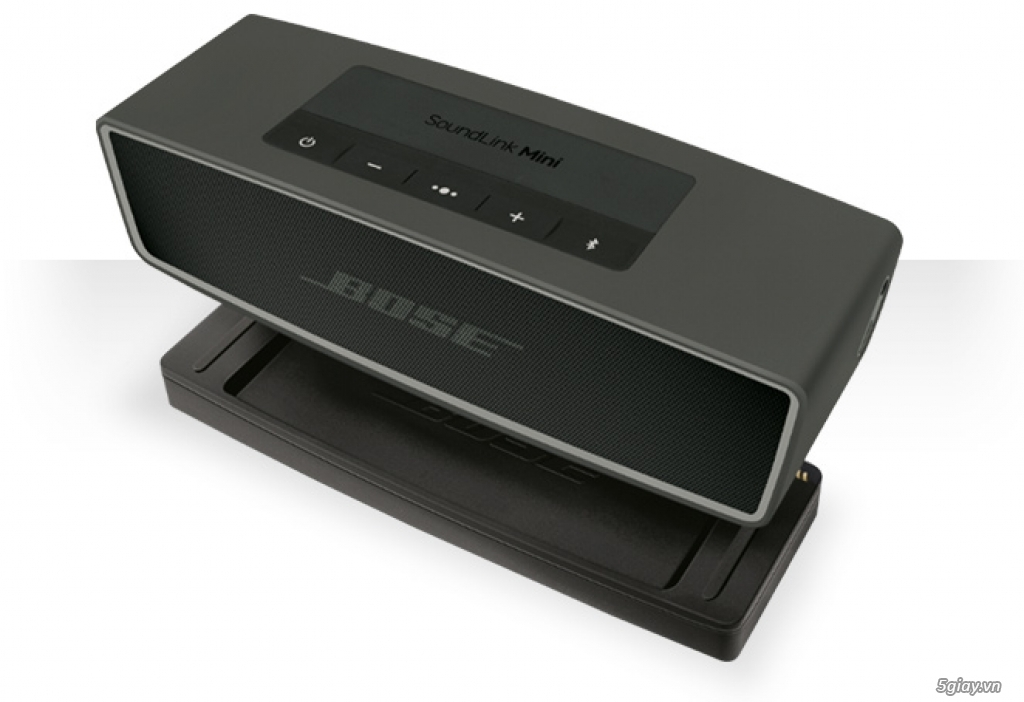 Loa Cao Cấp Bose Soundlink Mini 2 - Made in Mexico - 1