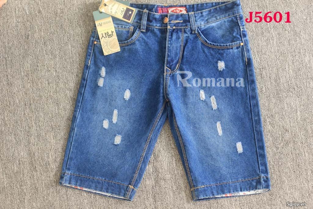 Cty ROMANA chuyên bán sỉ lẻ quần jean nam, giày nữ cao cấp giá mềm(LH: 0904905116) - 20