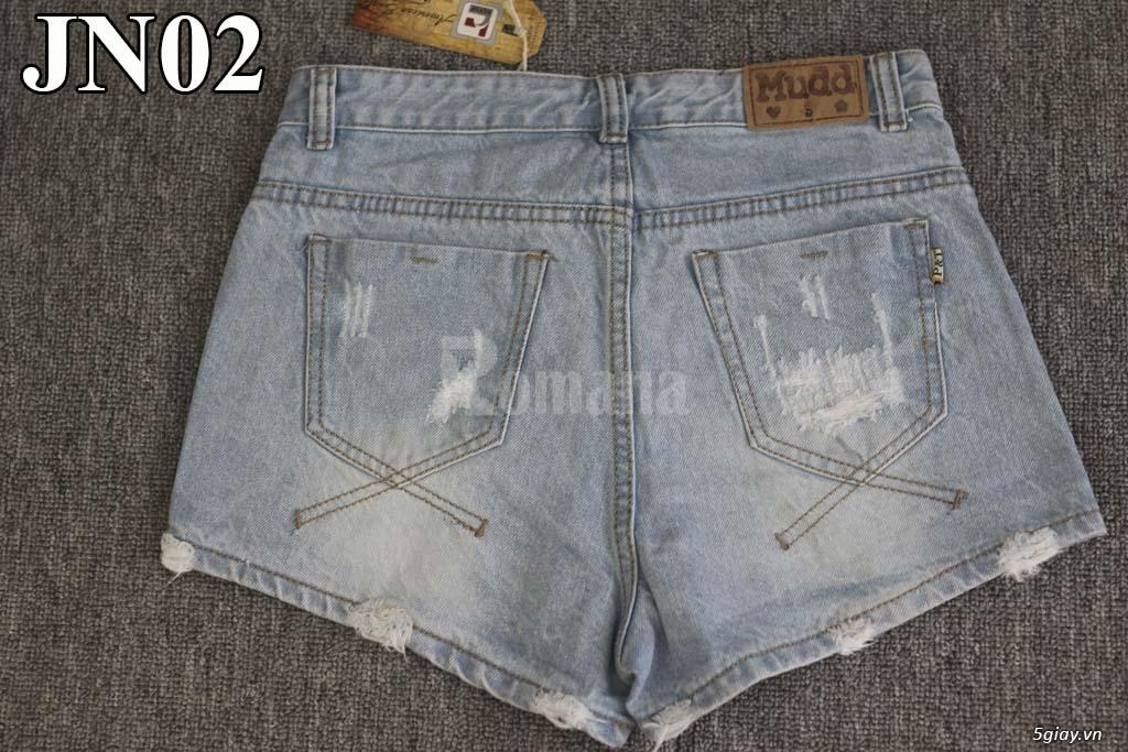 Cty ROMANA chuyên bán sỉ lẻ quần jean nam, giày nữ cao cấp giá mềm(LH: 0904905116) - 5