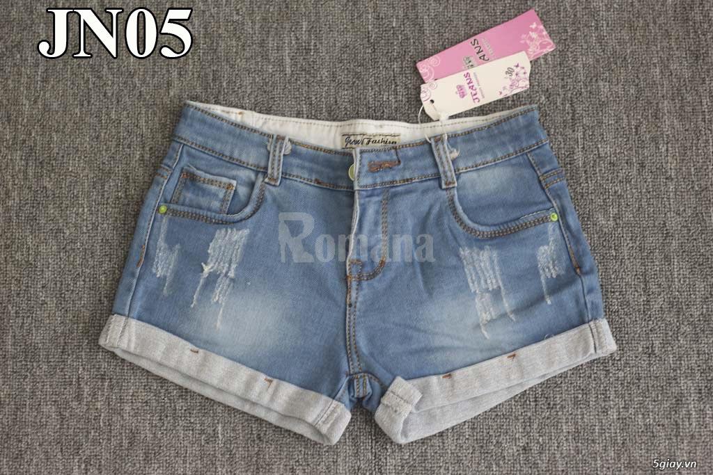 Cty ROMANA chuyên bán sỉ lẻ quần jean nam, giày nữ cao cấp giá mềm(LH: 0904905116) - 2