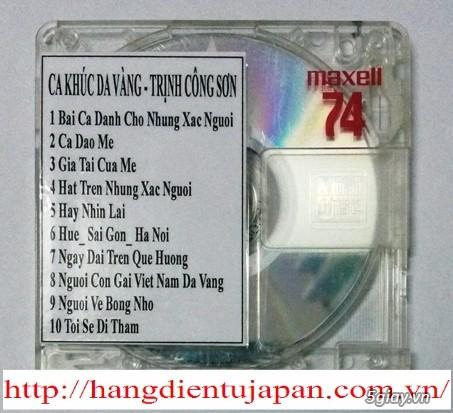 Đĩa nhạc MD - chuyên bán - 5