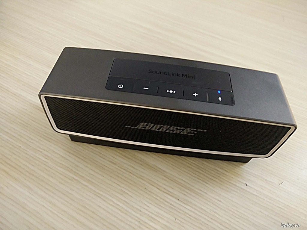 Loa Cao Cấp Bose Soundlink Mini 2 - Made in Mexico