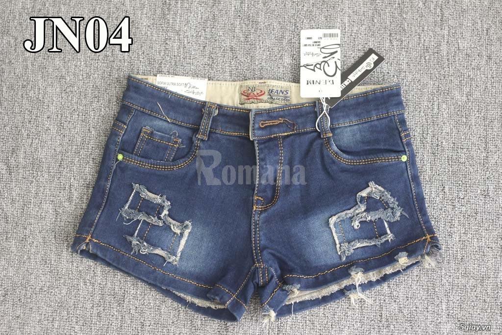 Cty ROMANA chuyên bán sỉ lẻ quần jean nam, giày nữ cao cấp giá mềm(LH: 0904905116) - 3