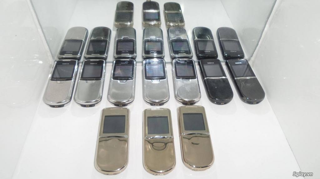 Nokia 8800 đẳng cấp là mãi mãi