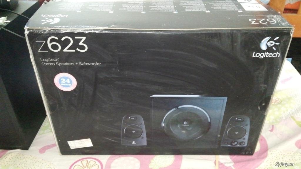 Bán loa Logitech Z623 + Anycast M2 Plus, Giá SV - 1
